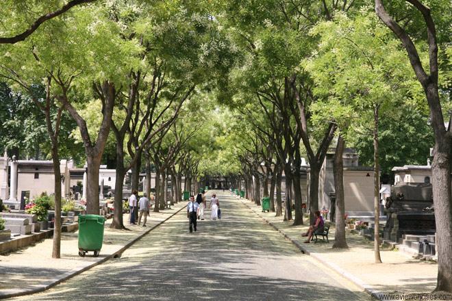 Le Cimetière du Montparnasse - Paris